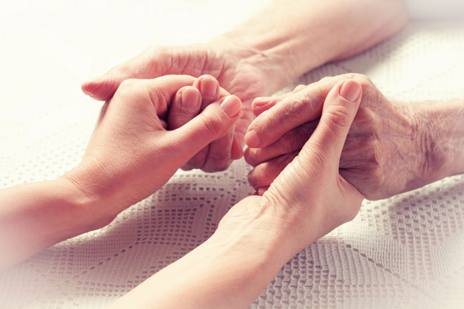 The Toll of Being a Caregiver